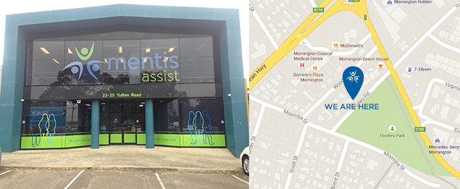 Mentis Assist Mornington Office